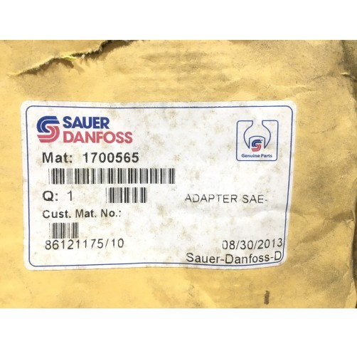1700565 - Adapter Flange SAE B Series 45 Frame E