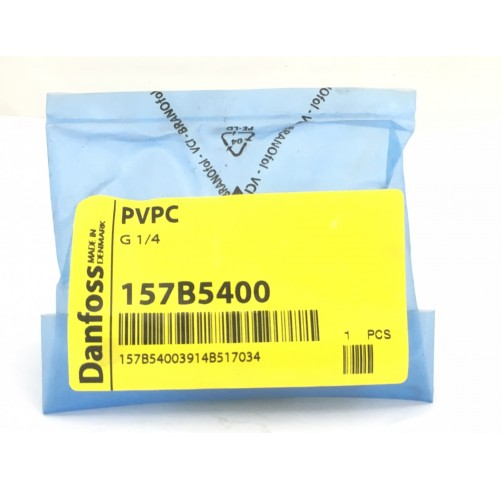 157B5400 - PVPC Plug for External Pilot Oil Supply