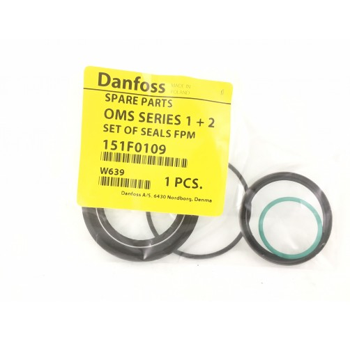 151F0109 - Seal Kit applicable for all OMS PTO Series 1 & 2
