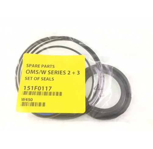 151F0117 - Seal Kit applicable for all OMS PTO Series 2 & 3