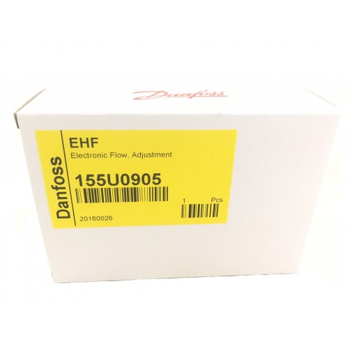 155U0905 - Electronic Flow, Adjustment EHF
