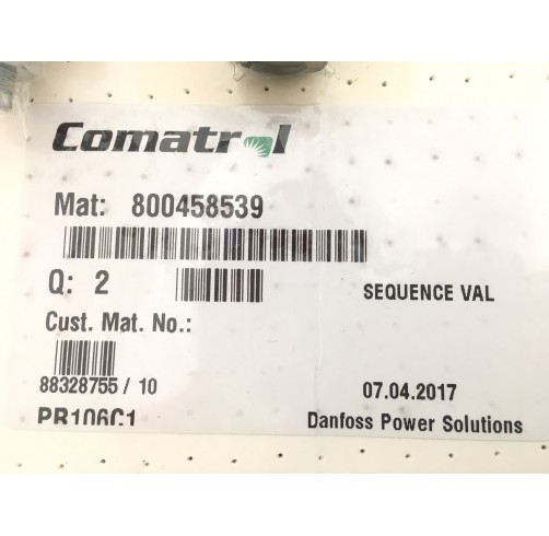 800458539 - Sequence Valve VDP06/4201