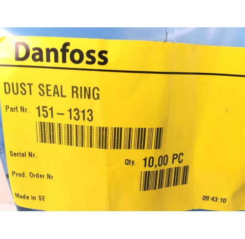 151-1313 - Dust Seal Ring applicable for all OMP/R Tapered Shaft