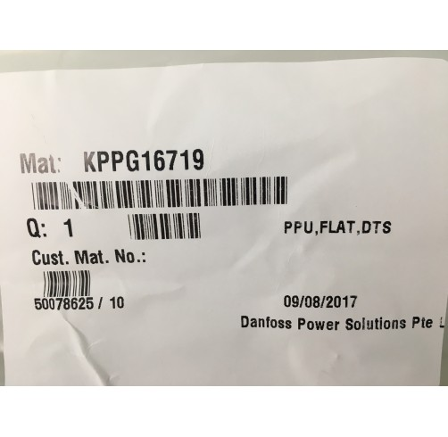KPPG16719 - KPP Pulse Pick Up (PPU)