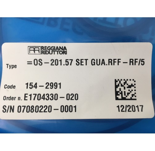 154-2991 Seal Kit Applicable for RF-RFF5/