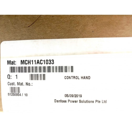 MCV11AC1033 - Control Handle