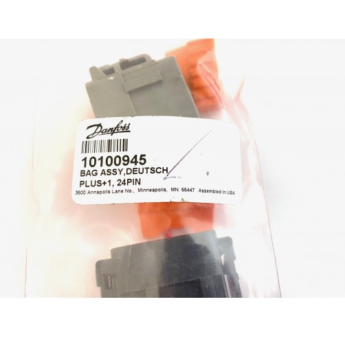 10100945 - DEUTSCH Connector bag Assembly (24 Pin)