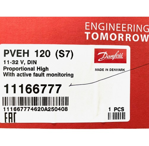 11166777 - PVEH120 Electrical Actuation