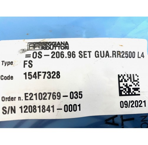 154F7328 Seal Kit Applicable for RR2500 L4 FS